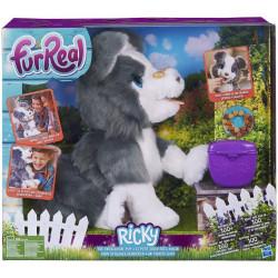 Furreal Friends Hasbro - Ricky Mi Perrito Listo