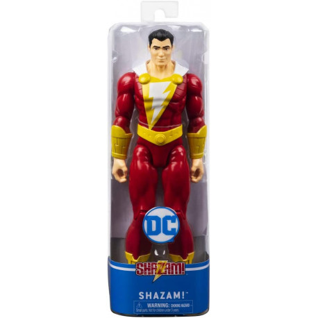 DC Comics Figura Acción Liga de la Justicia 30 cm. Shazam