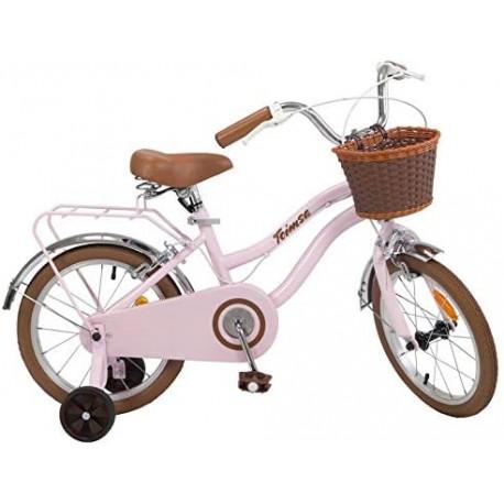 Bicicleta 16 Vintage Rosa Toimsa