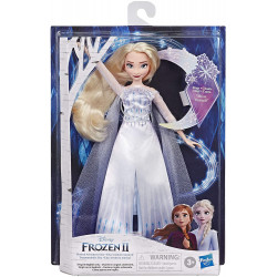 Disney Frozen Musical Adventure Elsa Cantando
