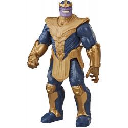 Avengers- Figura Titan Hero Deluxe Thanos