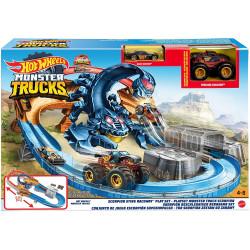 Hot Wheels Monster Trucks Scorpion