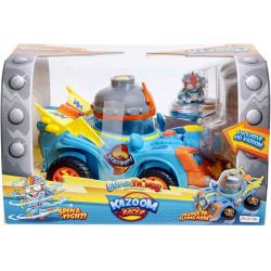 SuperThings Rivals of Kaboom - Secret Spies - Vehículo Kid Kazoom