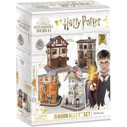 CubicFun Puzzle 3D Harry Potter