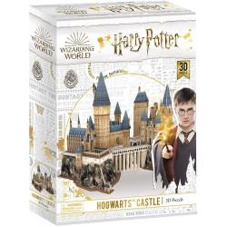 World Brands - Harry Potter - Castillo de Hogwarts Puzzles 3D
