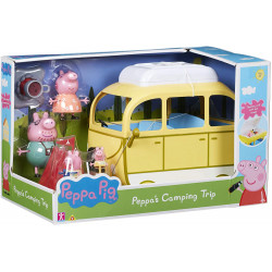 Peppa Pig - Autocaravana