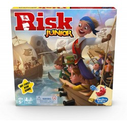 sbro Gaming Risk Junior Game, Juego de Mesa de Estrategia