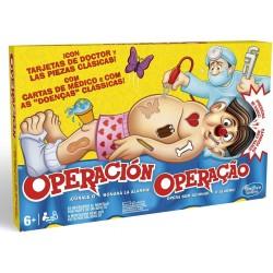 Hasbro Gaming Juego de mesa Operación