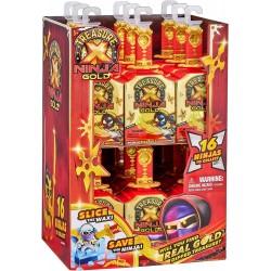 Treasure X - Figuras Ninja serie 6