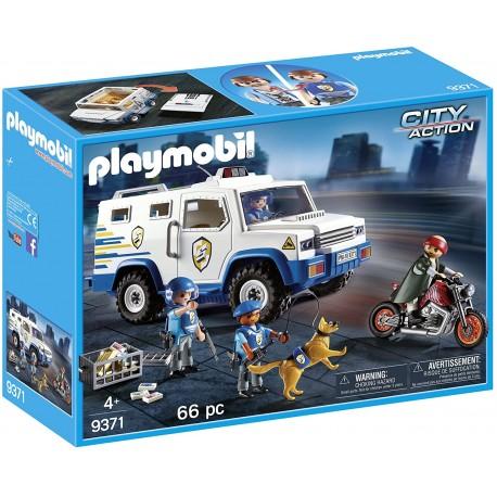 PLAYMOBIL- Vehículo Blindado