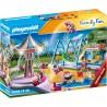 Playmobil - Family Fun: Gran Parque de Atracciones Conjunto de Figuritas